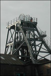 Ellington colliery