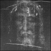 Shroud of Turin, Nasa