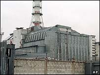 Chernobyl in 1999