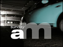 Sunday AM logo