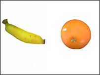 Kenyans will choose a banana for &quot;yes&quot; and an orange for &quot;no&quot;