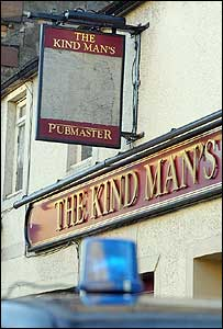 The Kind Man's pub