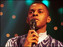 Andi Peters on Top of the Pops