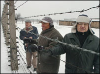 From left: Bob Obuscovski, David Herman and Zigi Shipper