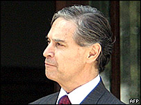 Mexican Foreign Secretary Luis Ernesto Derbez