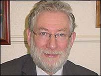 Immanuel College head teacher Philip Skelker