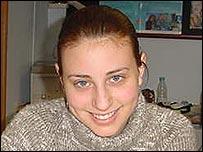 Head girl Naomi Grant