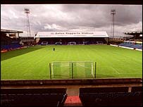 Oldham's Boundary Park home
