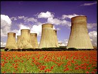 E.ON power station