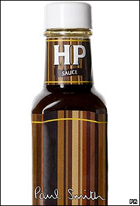 Limited edition HP Sauce
