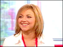 Charlotte Church interviews on BBC Breakfast 6.9.05