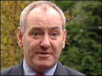 Mark Durkan said the president had a