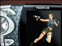 N-Gage gaming phone, Nokia