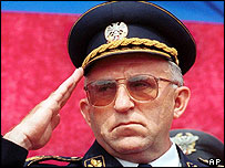 General Vladimir Lazarevic, June 2000