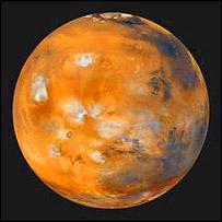 Image of Mars, Nasa