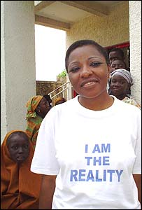 Dorothy Aken'Ova, Nigerian sexual health worker