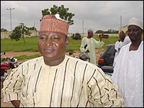 Baba Salihu Danjumo, chairman of Paiko local government