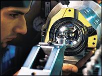 Jenoptik laser
