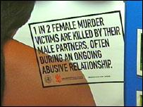 Anti-abuse poster