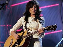 KT Tunstall at Mercury Prize