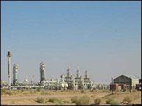 Sui gas installation