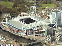 Picture of the Millennium Stadium