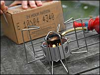 Camping stove