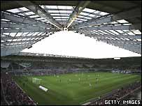 Swansea City's New Stadium