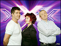 ITV's X Factor talent show