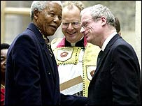 Mandela and Smith