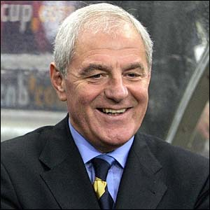Scotland boss Walter Smith