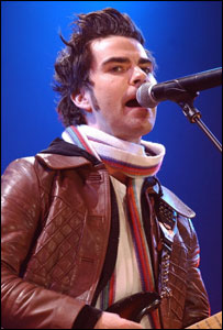 Kelly Jones at the stadium concert