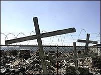 Crosses in New Orleans