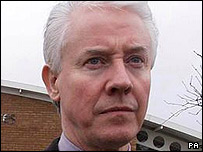 Huntingdon chief executive Brian Cass