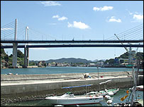 Bridge in Onomichi