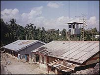 The jail on Port Blair holding the Arakanese