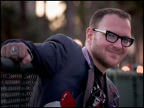 Image of EFF and Boing Boing's Cory Doctorow