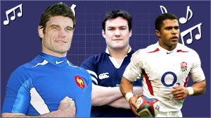 Do you know your rugby anthems?