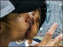 Andy Roddick wins the 2003 US Open