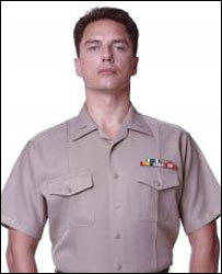 John Barrowman in A Few Good Men
