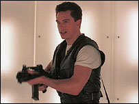 John Barrowman in Doctor Who