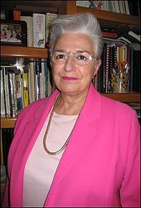 Pilar Luna, arqueóloga subacuática.