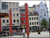Jena street scene