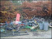 Harrogate scrap