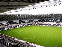 New Stadium Swansea