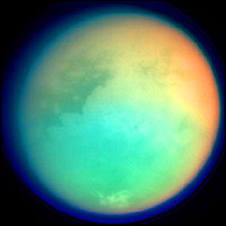 Titan, Nasa/JPL/SSI