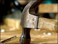 A hammer, Eyewire