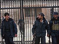 Prison in Kabul