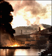 Shelling of Dubrovnik