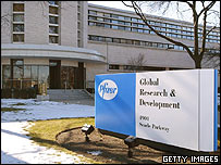 Pfizer's global centre for research and development